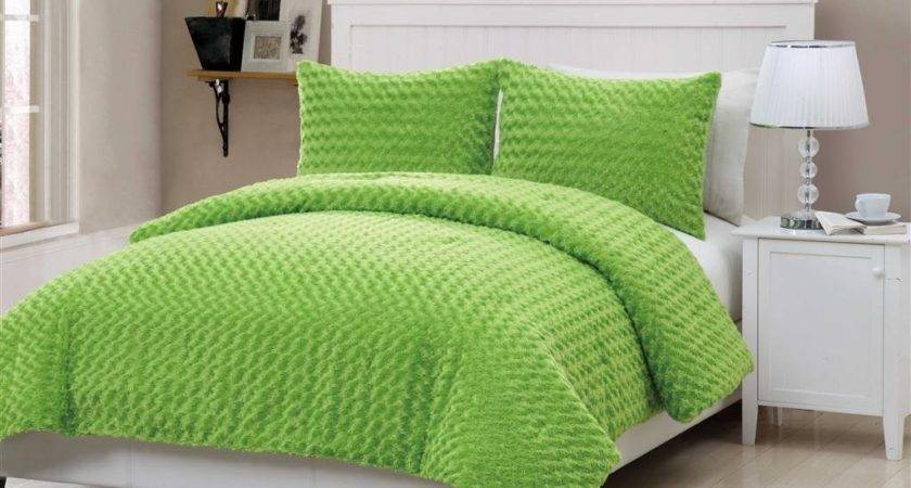 Turquoise Lime Green Bedding Keep Your Blue