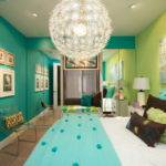 Turquoise Lime Green Bedroom Ideas Decor Ideasdecor