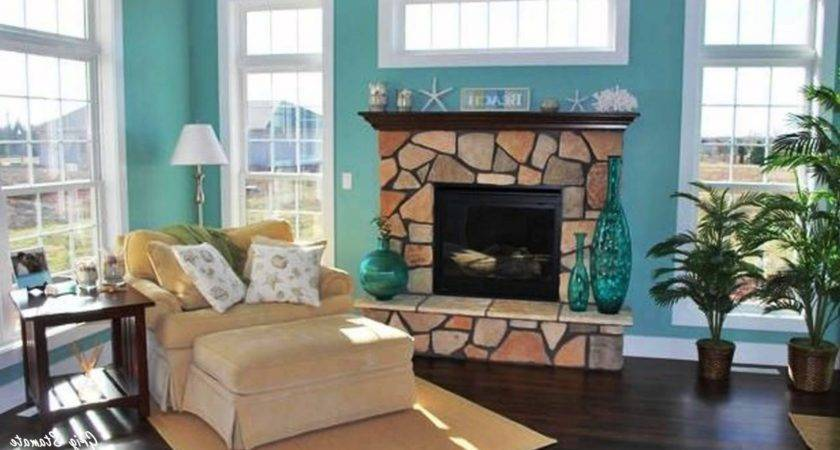 Turquoise Mustard Living Room Decor Love