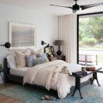 Turquoise White Bedroom Decorating