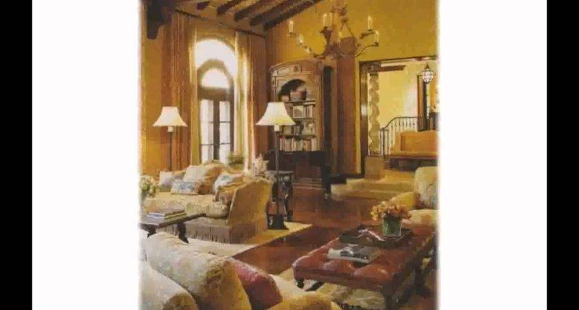 Tuscan Style Home Decor Youtube