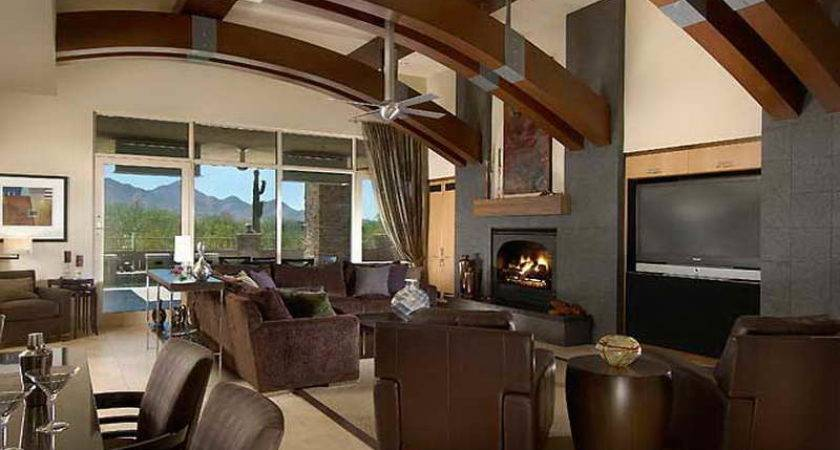 Tuscan Style Homes Interior