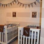 Twin Boy Preppy Nursery Project