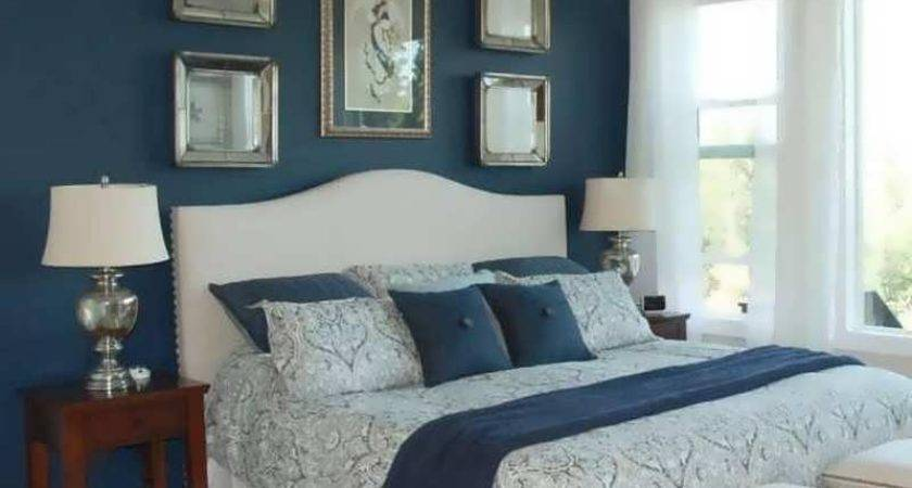 Two Color Bedroom Best Toned Walls Ideas