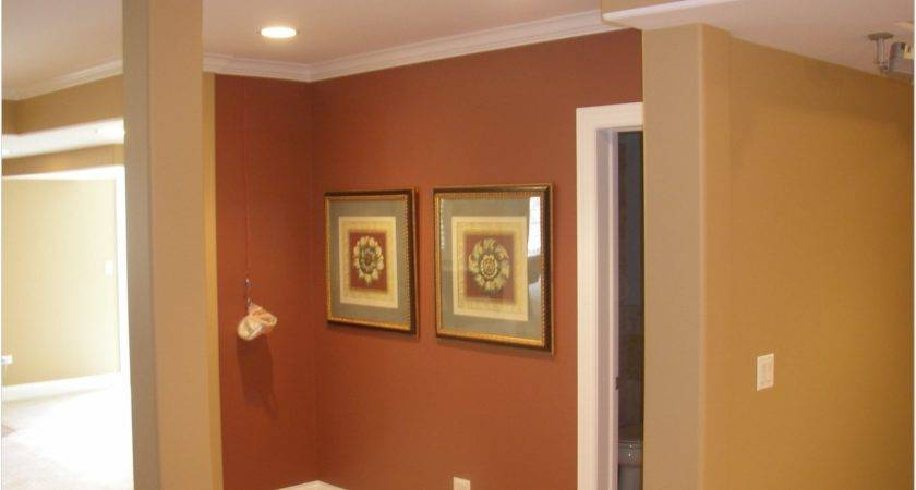Two Color Bedroom Ideas Painted Rooms Colors Wall