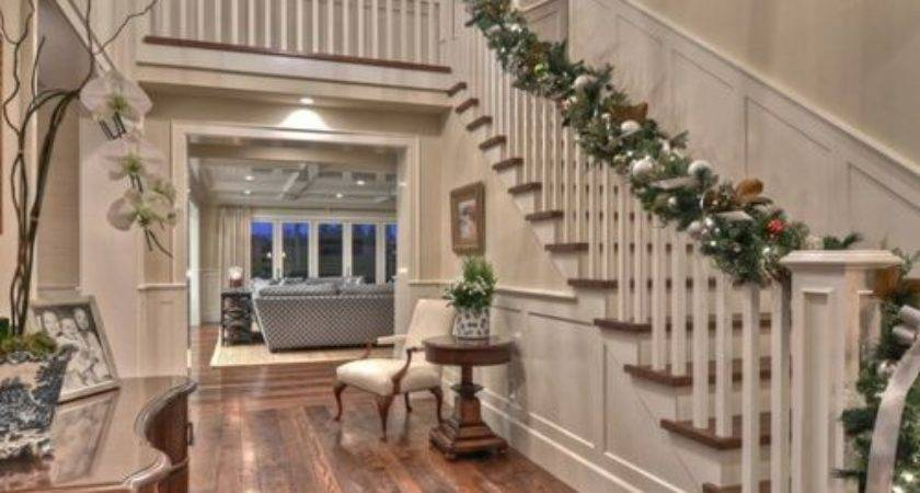 Two Story Foyer Home Design Ideas Remodel Decor