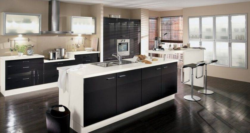 Two Tone Kitchen Cabinets Ideas Concept