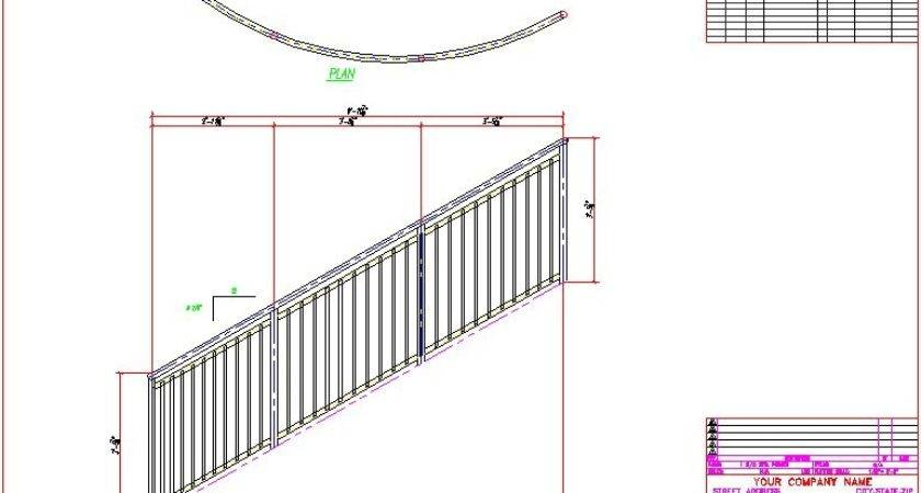 Types New Millennium Railings Railing Systems