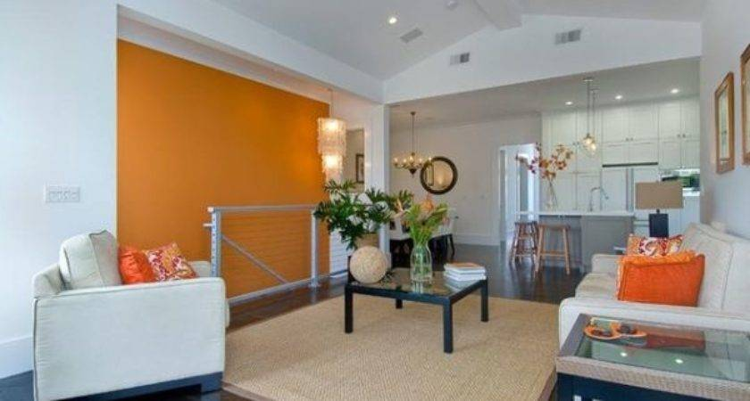 Underused Interior Design Color Orange
