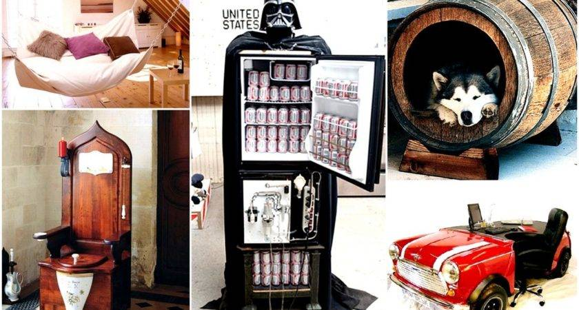 Unique Bold Clever Diy Mancave Decor Ideas Your