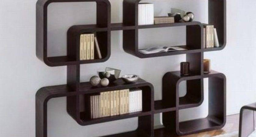 Unique Creative Bookshelves Funzug