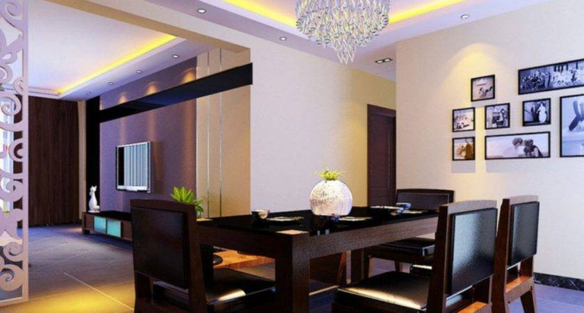Unique Dining Room Decorating Ideas Modern House Beautiful