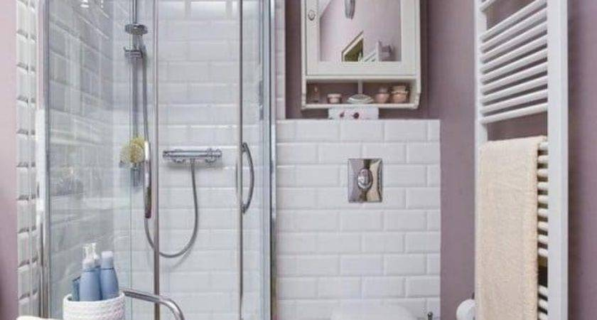 Unique Small Shower Ideas Bathrooms Limited Space