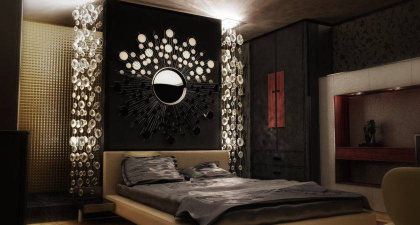 Unique Stylish Bedroom Lamps