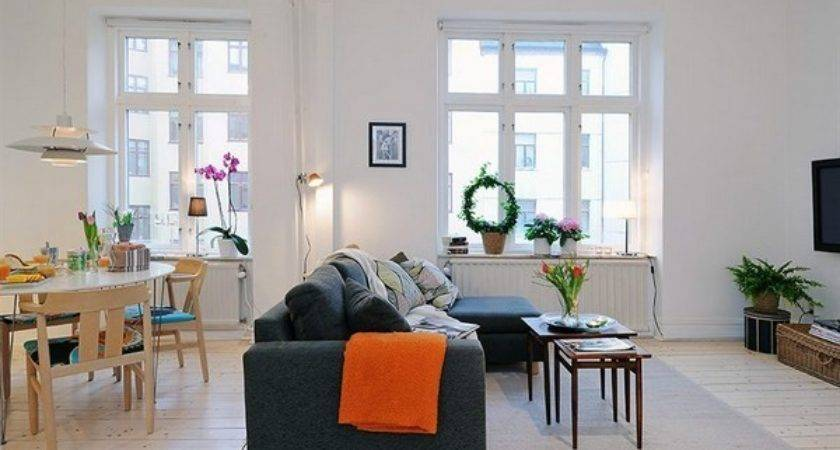 Unique Tips Decorating Your Small Apartment Into