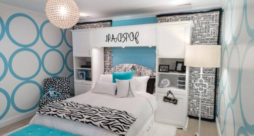 Unique Turquoise Black White Bedroom Ideas Mosca Homes