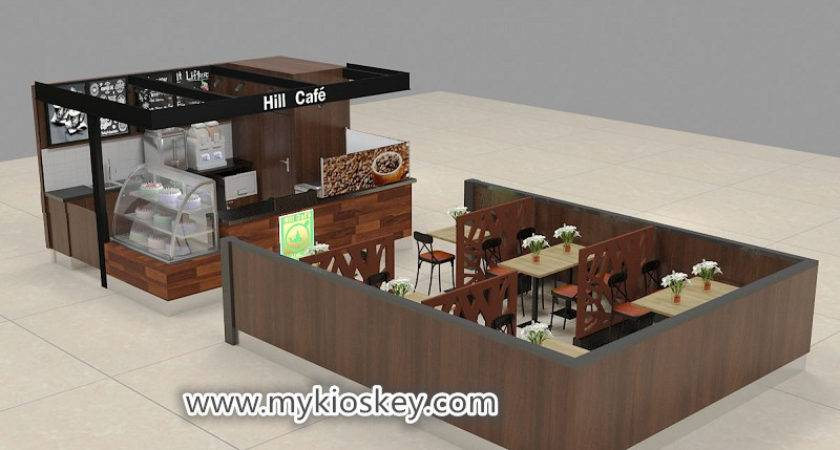 Unique Wood Food Counter Shop Coffee Bar Furniture Sale