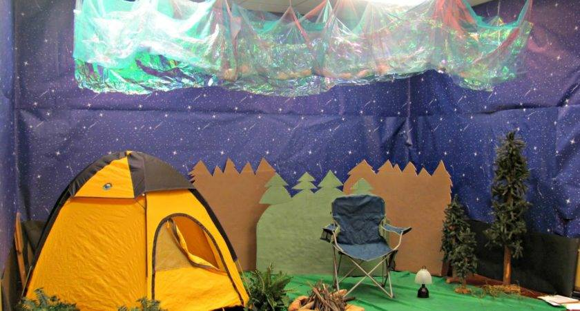Vbs Room Can Light Our Rocket Camp Zoom