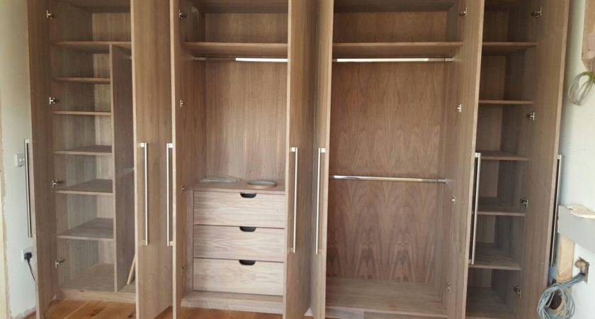 Veneered Built Wardrobes Craftsmen Shutters