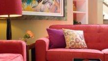 Vibrant Red Sofas Hgtv