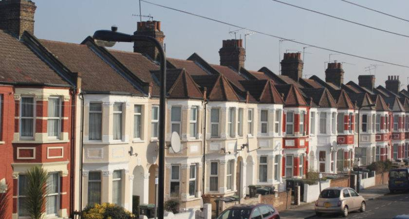 Victorian Terraced House Finsbury Park London Love
