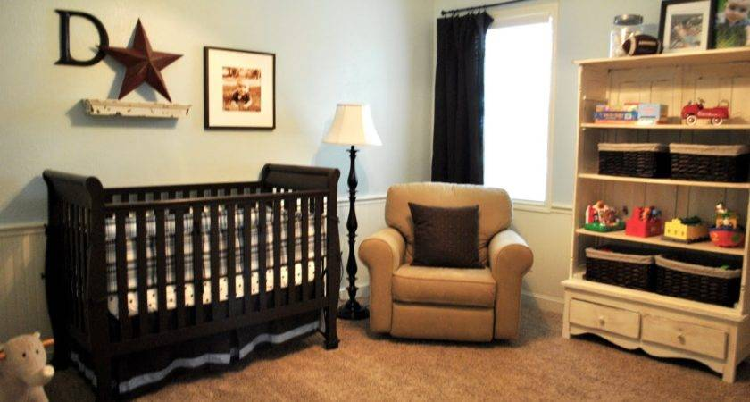 Village House Baby Boy Nursery