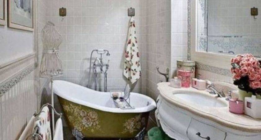 Vintage Bathroom Design Keeping Classic Dig