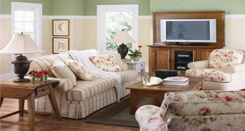 Vintage Style Decorating Ideas Country Liveing Room