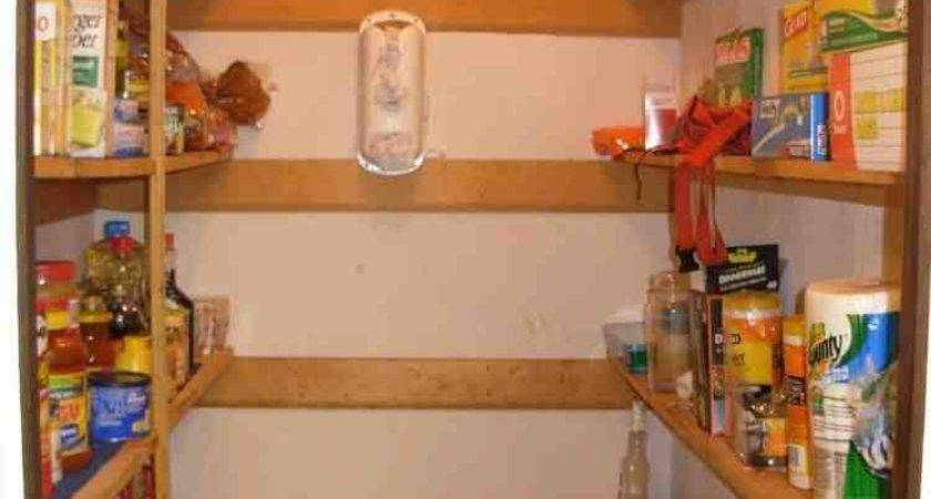 Walk Pantry Shelving Ideas Decor Ideasdecor