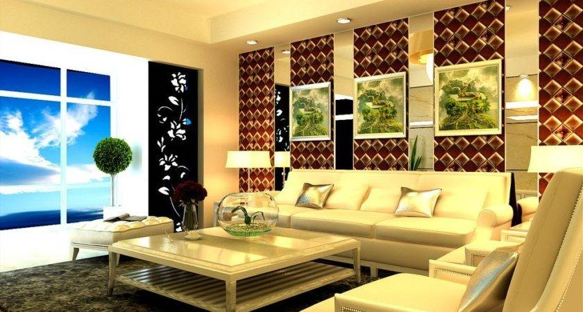Wall Ceiling Design Sitting Room House