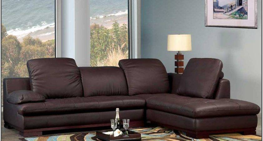Wall Color Black Leather Furniture Painting