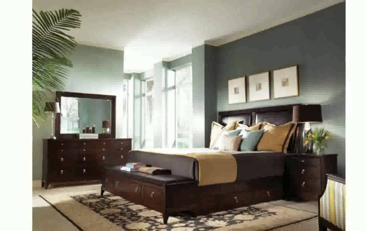 Wall Paint With Brown Furniture Ideas