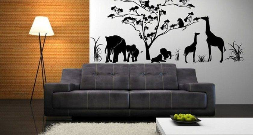 Wall Decorations Living Room Metal Art