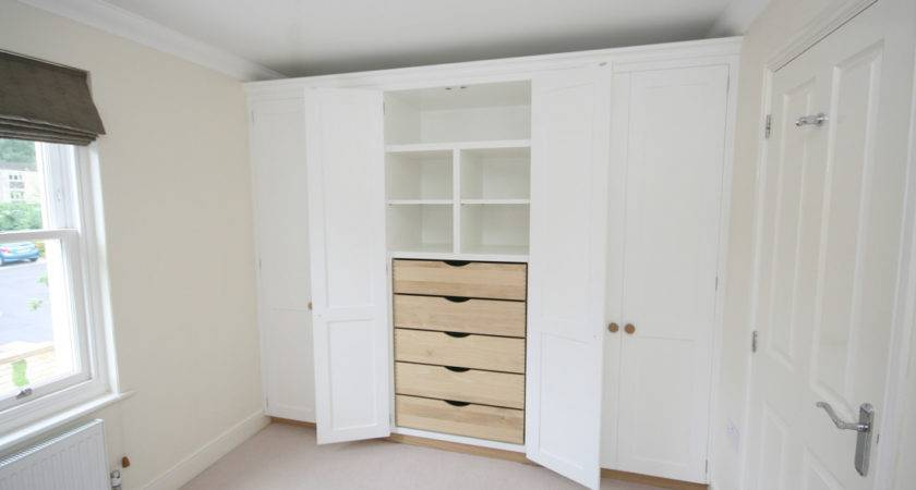 Wall Fitted Wardrobes Enlargement