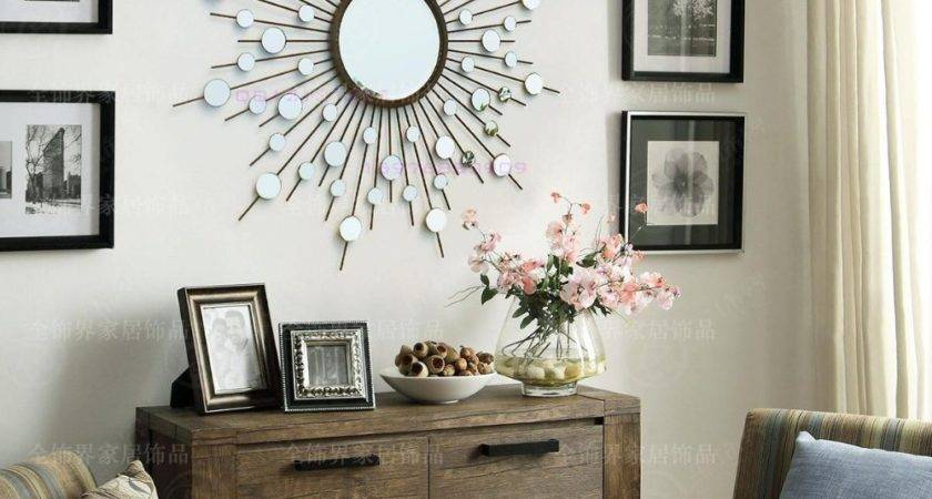 Wall Mirrors Decor Metal Rfequilibrium
