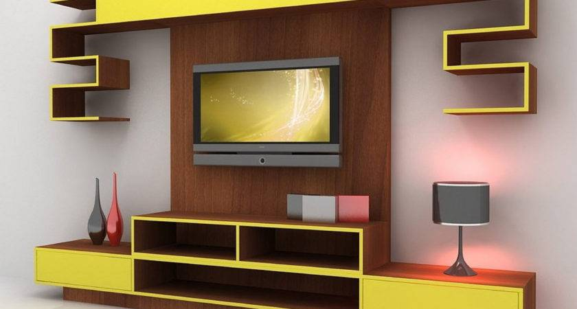 Wall Mount Furniture Design Home Combo