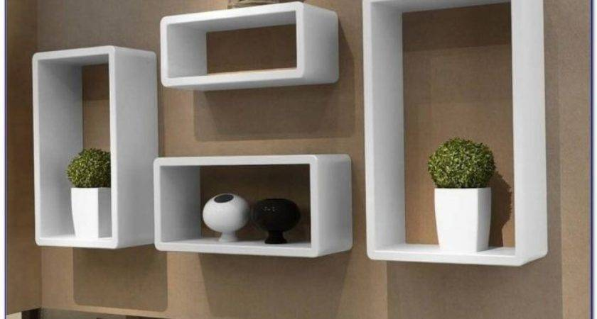 Wall Mounted Bookcase Ikea Home Decorating