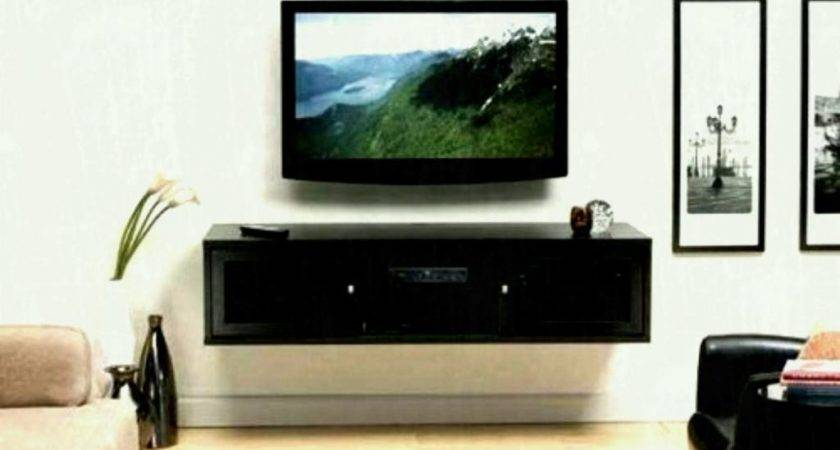 Wall Mounted Cabinet Design Ideas Television Decorating