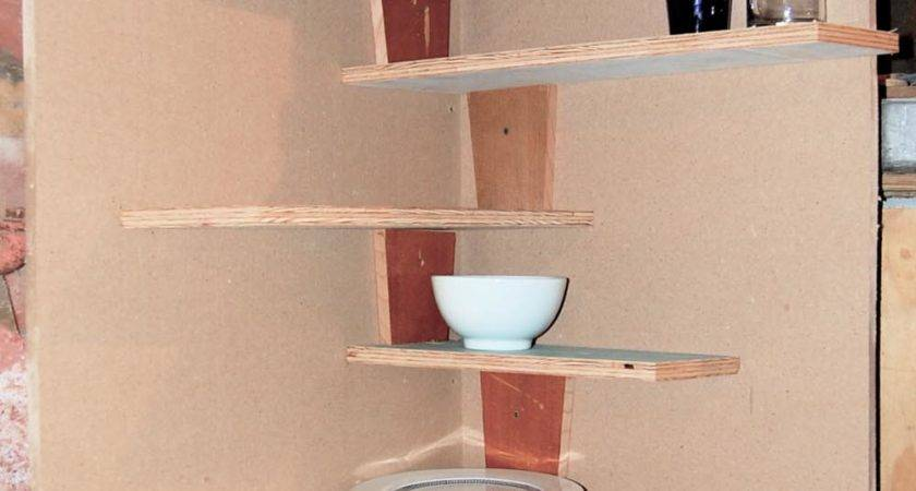 Wall Mounted Corner Shelves Best Decor Things