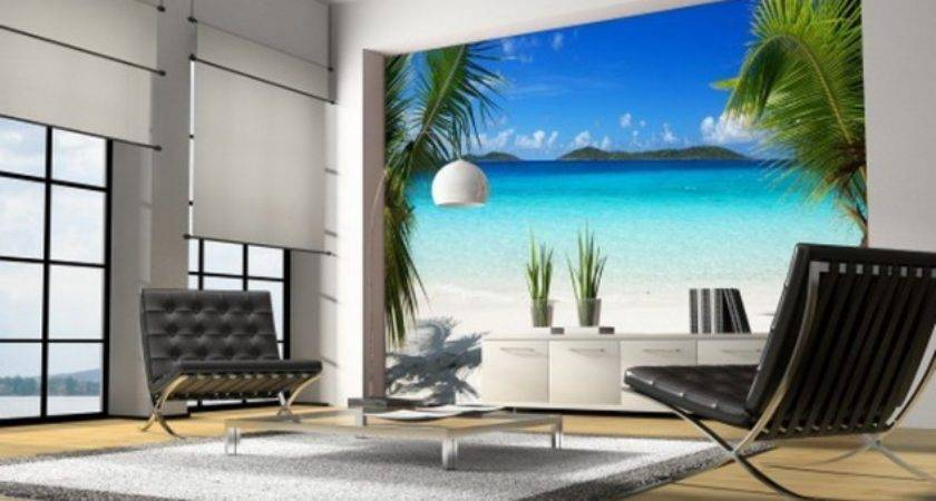 Wall Murals Bring New Your Living