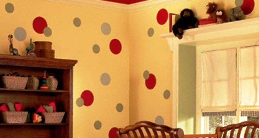 Wall Paint Color Baby Boy Room