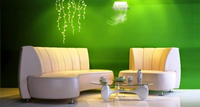 Wall Paint Colors Green Home