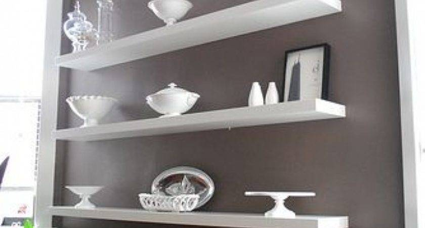 Wall Shelves Dining Room Shelf