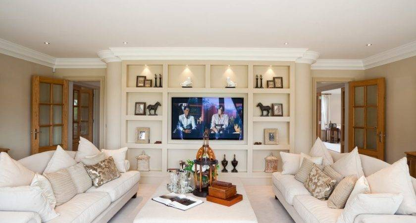Wall Unit Designs Living Room Contemporary Glossy