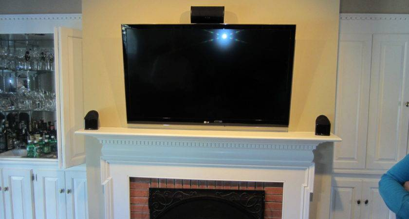 Wallingford Mount Wall Home Theater Installation