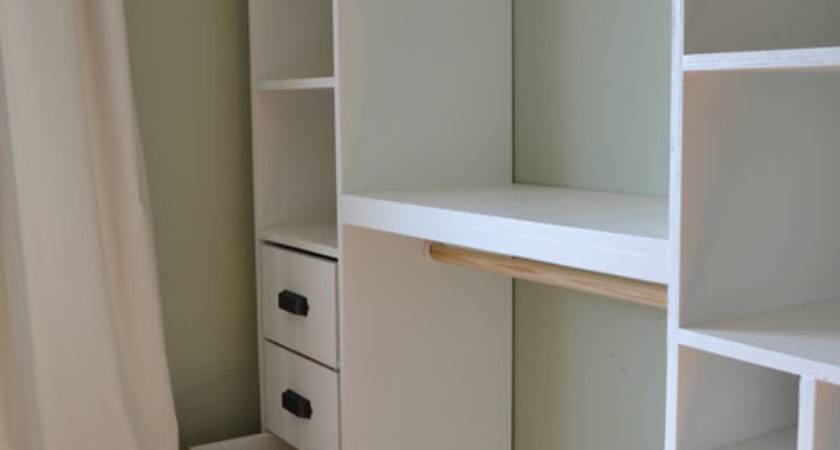Wardrobe Closet Diy Design Ideas