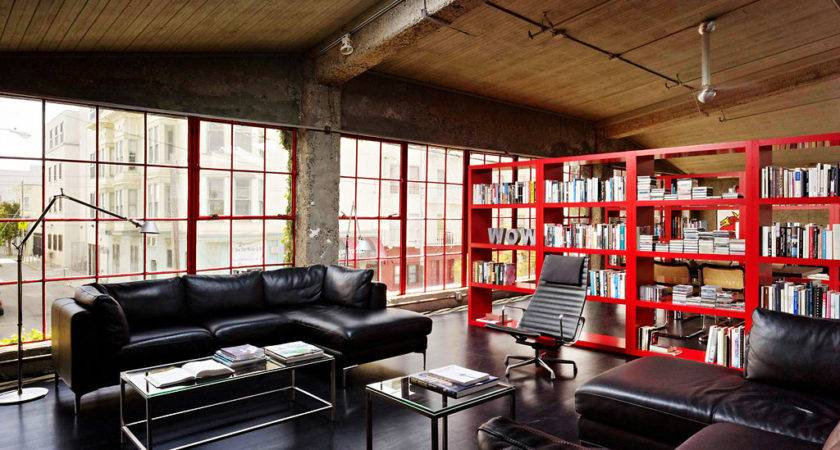Warehouse Home Conversion Urban Living