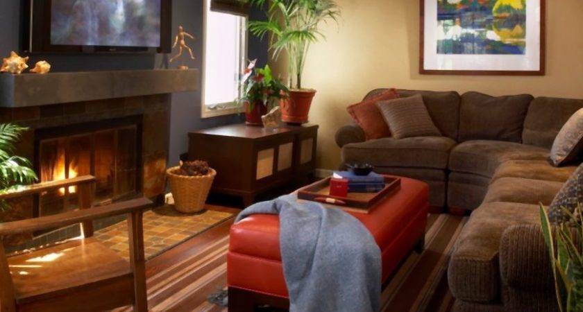 Warms Living Rooms Paint Color Enjoy Warm
