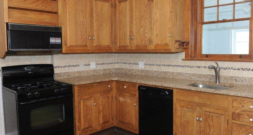 Washable Kitchen Backsplash