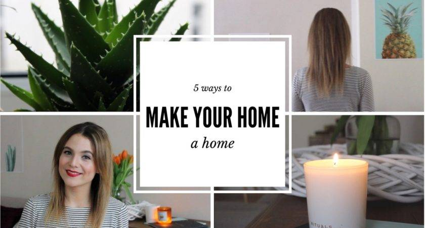 Ways Make Your Home Create Cozy